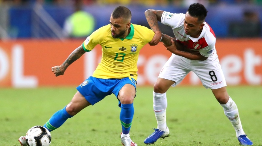 Brasil e Peru decidem a Copa América de 2019 no Maracanã