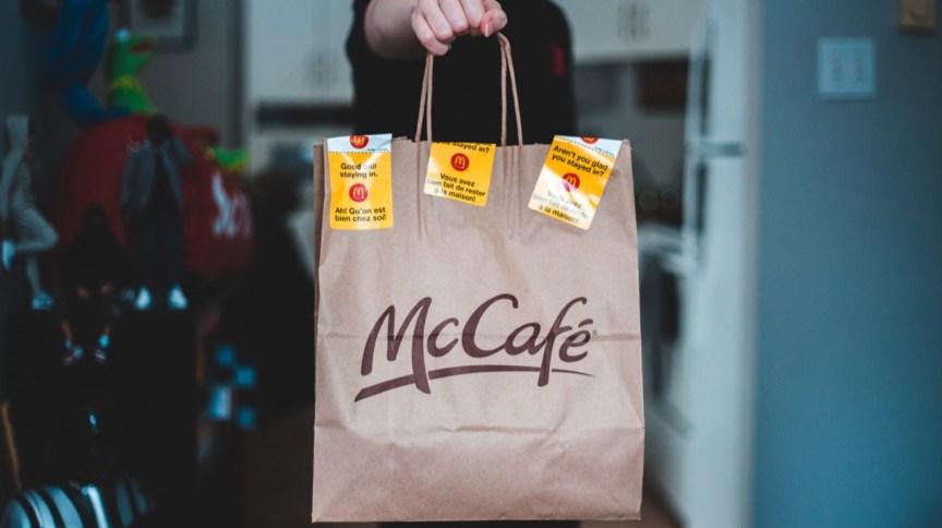 Café da manhã:a rede precisou se mexer depois que o Wendy's lançou seu cardápio de café da manhã no início deste ano nos Estados Unidos