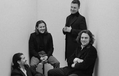 Integrantes da banda Arctic Monkeys