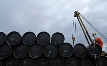 Tanto o Brent quanto o petróleo nos EUA avançaram por quatro sessões consecutivas