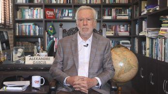 Alexandre Garcia e Sidney Rezende comentam os principais temas de política, na CNN