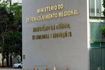 Segundo o Ministério do Desenvolvimento Regional, único projeto apoiado pela Federação Brasileira de Bancos é um estudo na área de infraestrutura