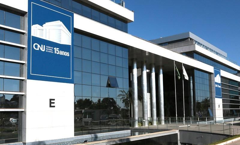 Sede do Conselho Nacional de Justiça (CNJ), em Brasília