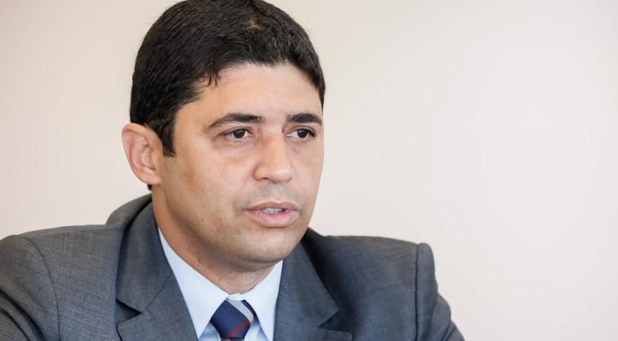 O ministro Wagner Rosário, da Controladoria Geral da União