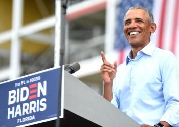 Ex-presidente falou em Flint ao lado de Biden; é a primeira vez que os dois aparecem juntos no mesmo palco desde 2012