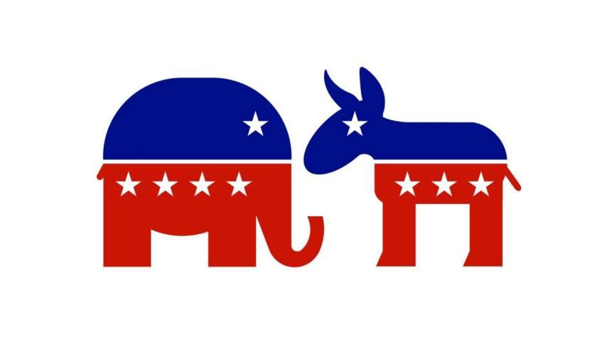 Democratas são burros e Republicanos são elefantes