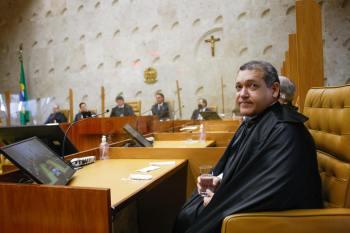 Indicado por Bolsonaro assume a cadeira deixada pelo ministro Celso de Mello