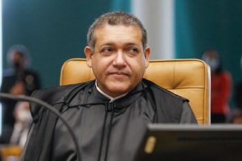 Novo magistrado participou nesta terça de primeira sessão colegiada na Corte