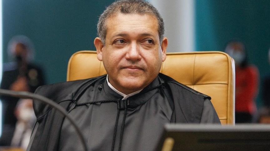 O ministro Kassio Nunes Marques