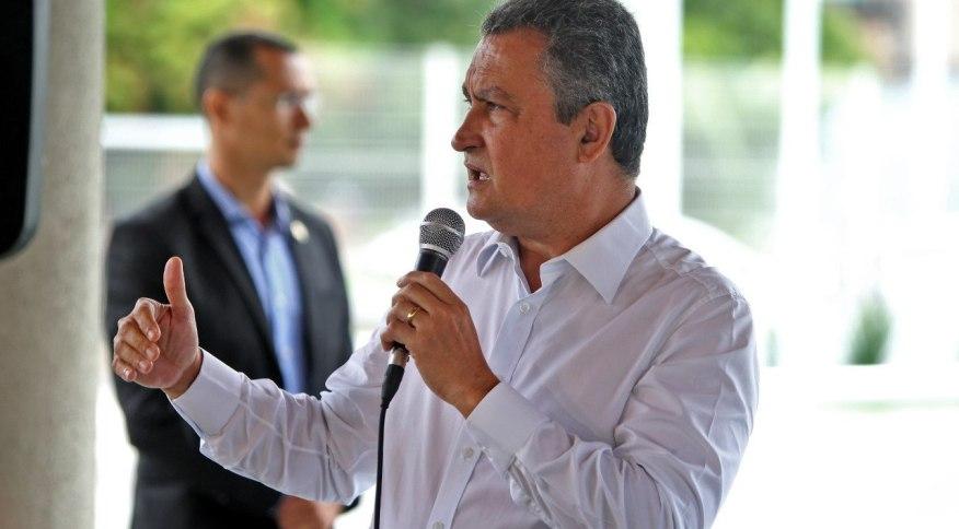 O governador da Bahia, Rui Costa (PT), que também é presidente do Consórcio Nordeste