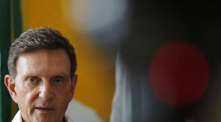 O prefeito do Rio de Janeiro, Marcelo Crivella (Republicanos)