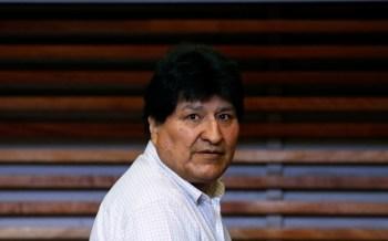Ex-presidente boliviano está estável e recebe atendimento médico