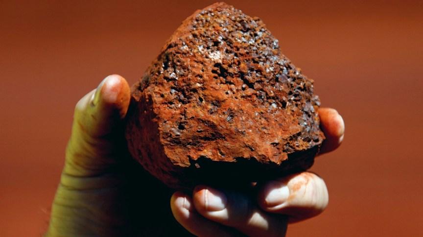Minério de ferro: preços saltaram mais de 7% nesta quinta (10)