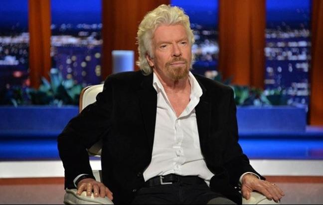 Richard Branson, dono da Virgin Galactic: ele promete ir além da promessa de colocar alguém no espaço – ele mesmo quer ir ao espaço
