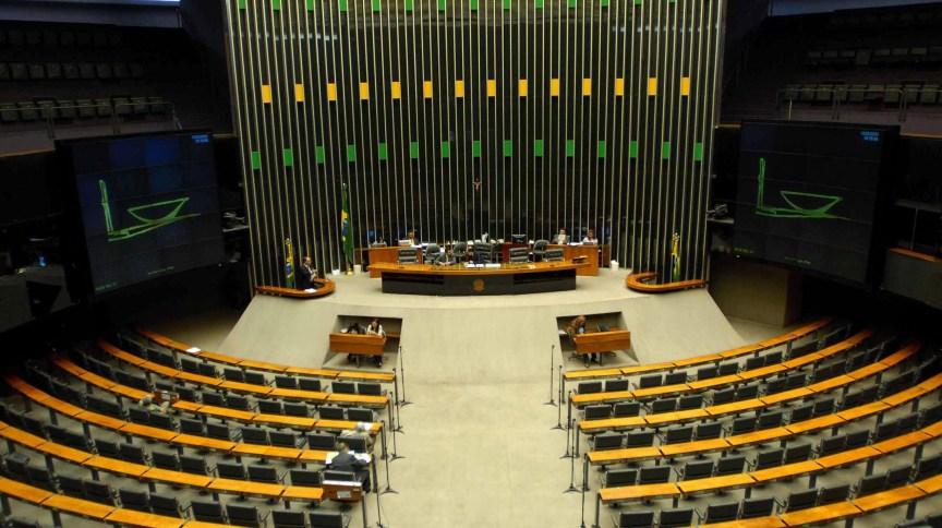 Câmara realiza votação virtual por conta do coronavírus