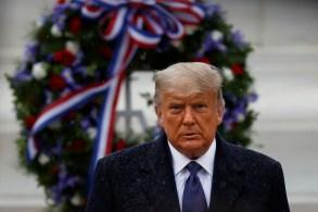 Presidente americano pretende fixar residência no clube quando sair da Casa Branca, em janeiro de 2021