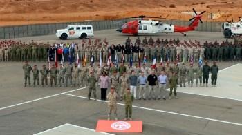 Aeronave da Força Multinacional de Observadores carregava cinco norte-americanos, um francês e um cidadão da República Checa; todos eram militares