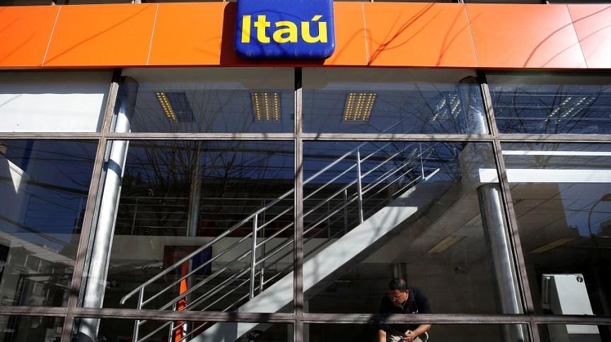 Agência do banco Itaú: os bancos começam a entrar em novos mercados