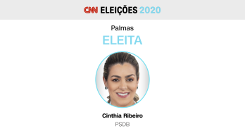Ela derrotou os candidatos Professor Júnior Geo (MDB), Tiago Amastha Andrino (PSB) e Vanda Monteiro (PSL)