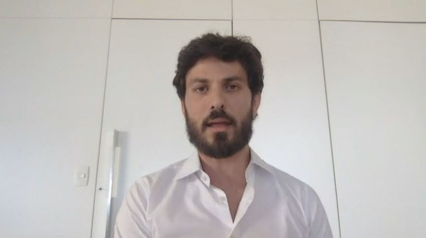 Relator da proposta do 'coronavoucher', o deputado federal Marcelo Aro (PP-MG), fala à CNN