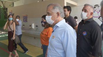 Político é candidato do PSB à prefeitura da capital paulista