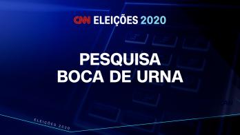 Pesquisa de boca de urna aponta que Covas e Boulos disputarão segundo turno à prefeitura de São Paulo