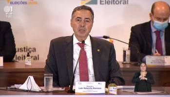 Presidente do Tribunal Superior Eleitoral (TSE) diz que datas de votação foram definidas seguindo recomendações e projeções de comissão de médicos