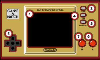 """Lançado em 1981, console tem os jogos """"Super Mario Bros."""", """"Super Mario Bros.: The Lost Levels"""" e """"Ball (the Mario version)""""."""