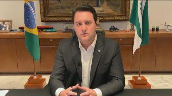 Em entrevista exclusiva à CNN, Ratinho Júnior disse que o estado se planejou para promover o isolamento social mantendo funcionamento de indústrias