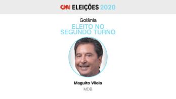 Após passar boa parte da campanha internado com Covid-19, Vilela derrotou o oponente do PSD no segundo turno