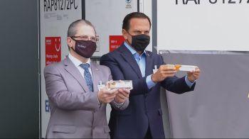 João Gabbardo, coordenador-executivo do Centro de Contingência do Coronavírus em São Paulo, falou à CNN sobre as expectativas para a liberação do imunizante