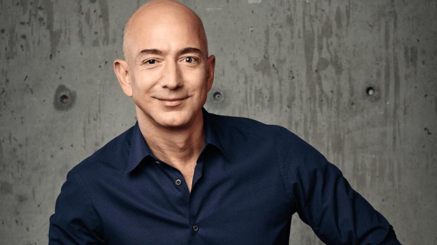 Jeff Bezos, fundador e presidente da Amazon