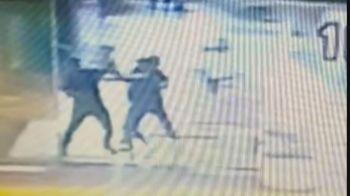 CNN teve acesso às imagens das câmeras de segurança do local