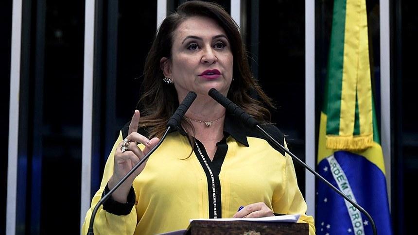 A senadora Kátia Abreu (PP-TO)