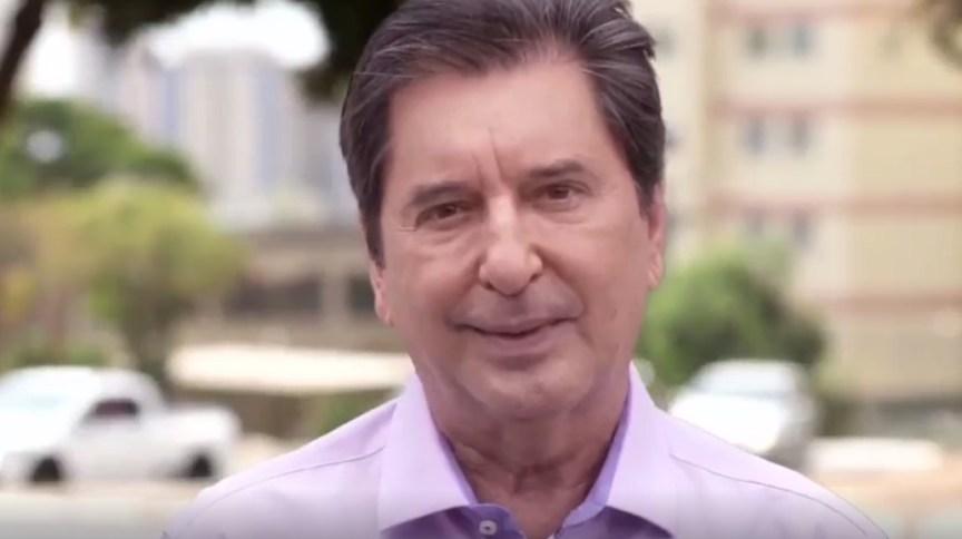 Maguito Vilela (MDB), eleito prefeito de Goiânia, morreu nesta quarta-feira (13)