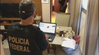 Operação Lágrimas do Amarante cumpriu mandados de busca e apreensão em São Gonçalo e Niterói