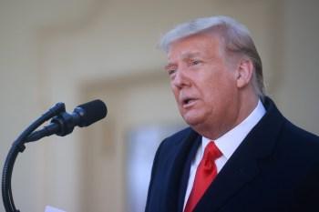 Presidente tem pressionado o governo da Geórgia a reverter o resultado da eleição presidencial no estado