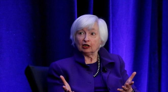 Janet Yellen, ex-presidente do Federal Reserve e nova secretária do Tesouro
