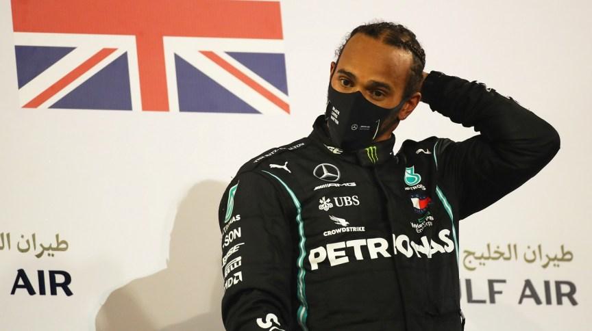 Com testes negativos e cumprimento do périodo de isolamento, Hamilton poderá disputar o prêmio de Abu Dhabi