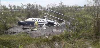 Devido à característica do solo, as máquinas de resgate estão afundando, segundo a assessoria de imprensa do Ibama
