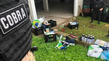 Polícia Rodoviária Federal do Rio Grande do Sul efetuou as prisões; ainda não se sabe se os suspeitos continuarão presos no estado gaúcho ou irão voltar para SC