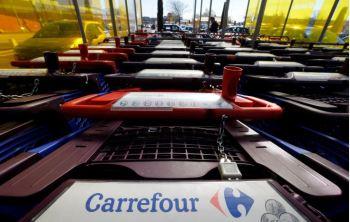 A varejista, dona das bandeiras Atacadão e, claro, Carrefour, viu suas vendas online de alimentos saltarem 240% em um ano
