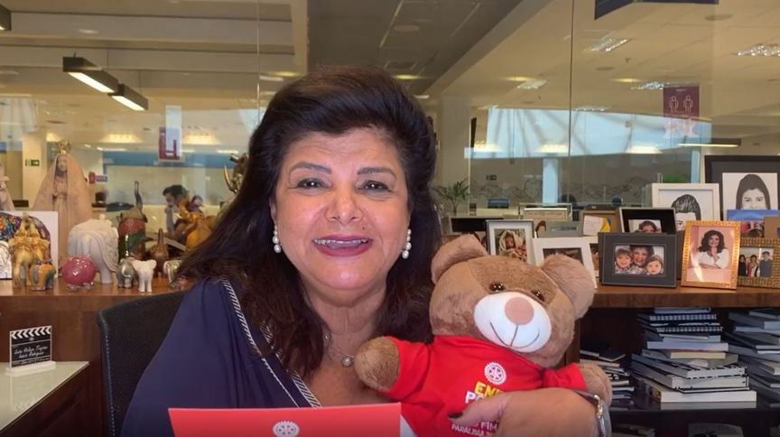 """Luiza Trajano: """"Vamos investir, dinheiro a juros não está dando nada"""""""