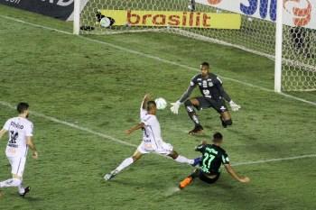 Santos e Palmeiras empatam na Vila Belmiro. Flamengo vence Botafogo e se mantém na terceira posição. Confira os resultados da rodada