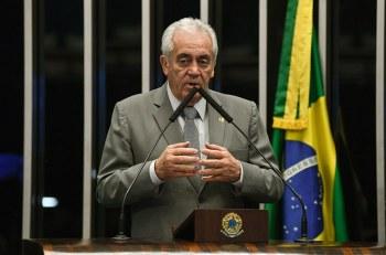 Otto Alencar (PSD-BA) afirma que governo 'tem tentado de todas as formas desestabilizar a CPI' da Pandemia
