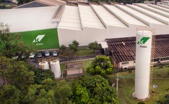 A operação possui capacidade de produção de 305 mil toneladas anuais e suas vendas representaram 6,6% do market share do mercado doméstico