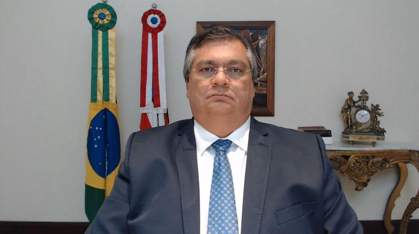 Flávio Dino (PCdoB), governador do Maranhão, em entrevista para a CNN (08.dec.2020)