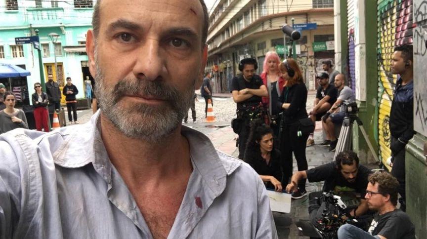 O ator Marco Ricca