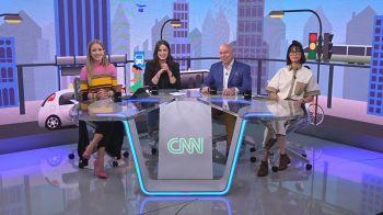 CNN Tonight, talk show apresentado por Mari Palma, Gabriela Prioli e Leandro Karnal, discute mobilidade urbana. O papo é com Rita Wu, especialista em tecnologia
