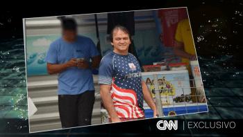 CNN mostrou com exclusividade o relato de oito ex-nadadoras que acusam o dirigente da natação do Amazonas de abuso sexual